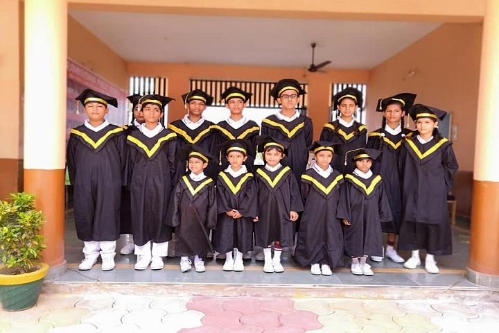 Shri Ram Krishna Public School-Graduation day