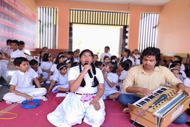 Shri Ram Krishna Public School-Music