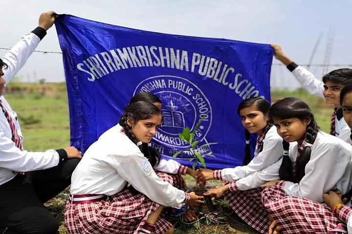 Shri Ram Krishna Public School-Plantation