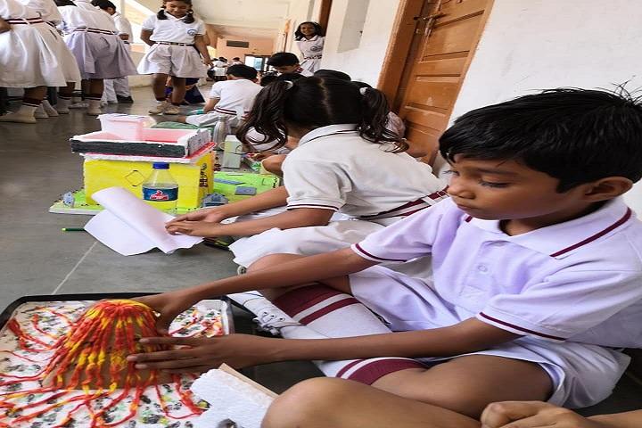 Shri Ram Krishna Public School-Workshop
