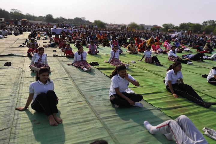 Shri Ram Krishna Public School-Yoga