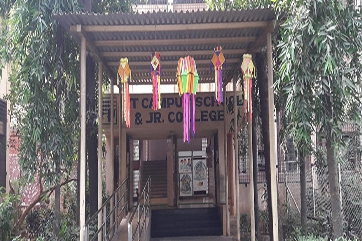 IIT Campus School and Junior College-Campus View