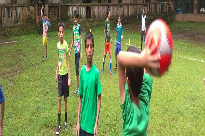 IIT Campus School and Junior College-Play Ground
