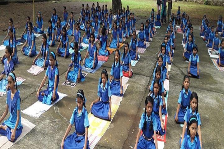 IIT Campus School and Junior College-Yoga