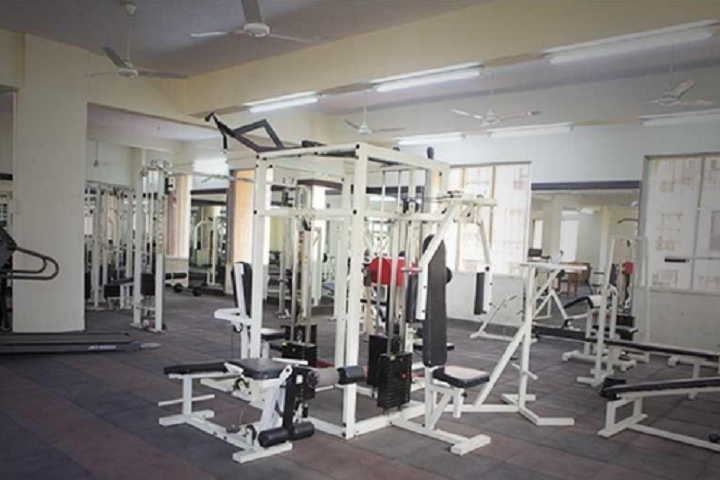 Chandrabhan Sharma Junior College of Science and Commerce-Gym