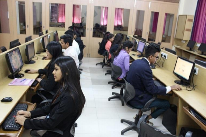 Chandrabhan Sharma Junior College of Science and Commerce-IT Lab