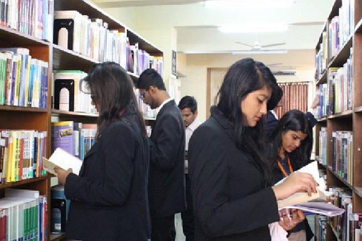 Chandrabhan Sharma Junior College of Science and Commerce-Library