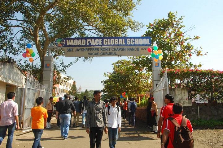 PACE Junior Science College-Campus Entrance