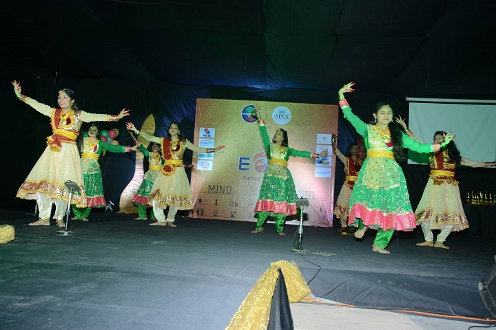 PACE Junior Science College-Group Dance