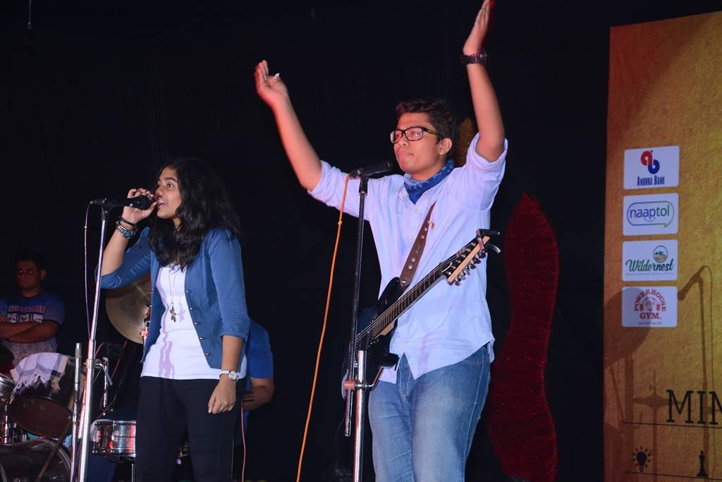 PACE Junior Science College-Singing