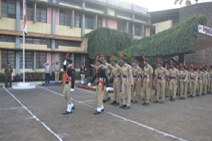 Venutai Chavan College-NCC