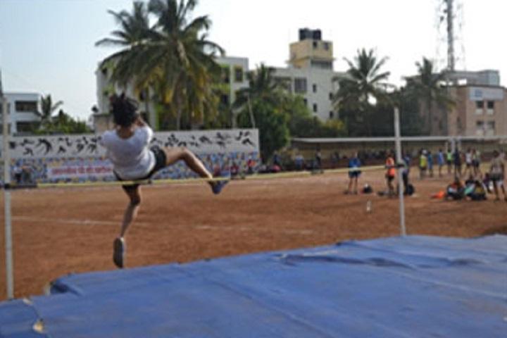 Venutai Chavan College-Sports