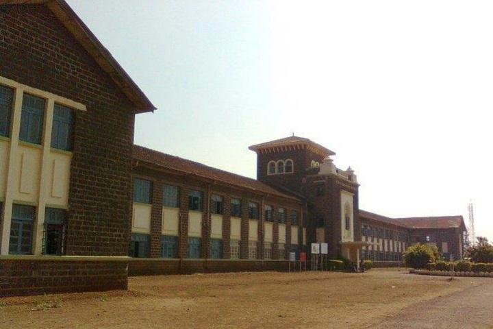 Yashwantrao Chavan College of Science-Campus View