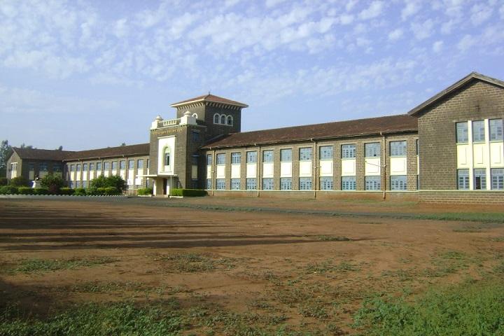 Yashwantrao Chavan College of Science-College Building