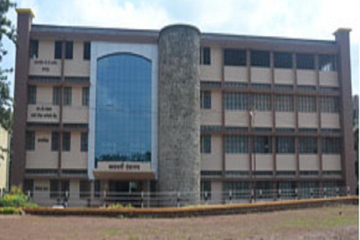 Yashwantrao Chavan College of Science-Library