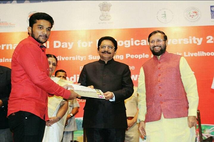 Yashwantrao Chavan College of Science-Prize Distribution