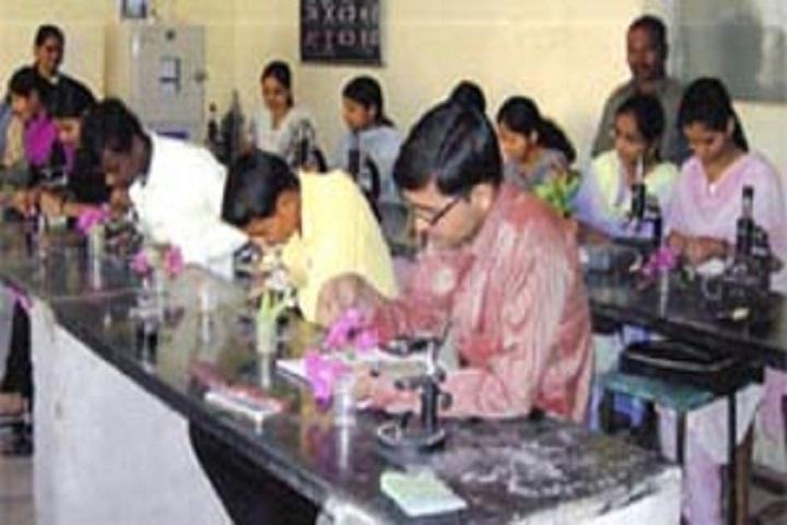 Shahaji Raje Mahavidyalaya-Laboratory