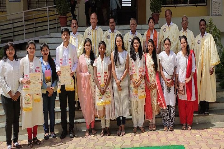 Dhananjayrao Gadgil College of Commerce-Graduation Day