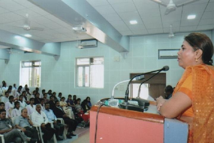 Dhananjayrao Gadgil College of Commerce-Speech