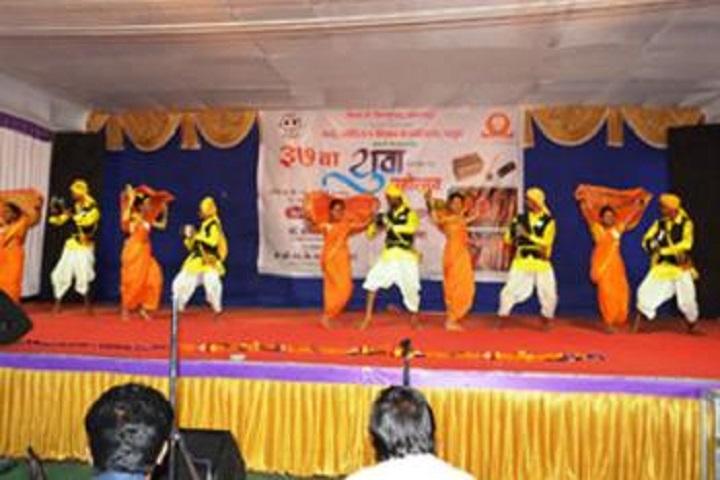 Shrimant Babasaheb Deshmukh Mahavidyalaya-Annual Day