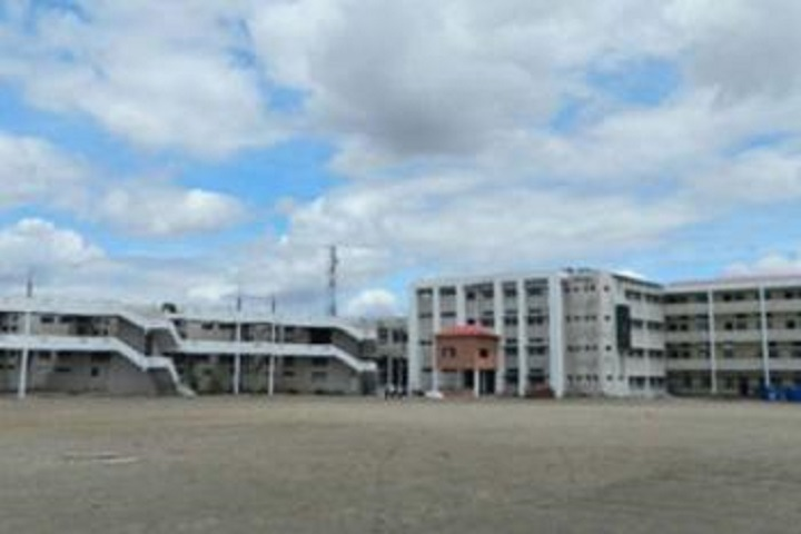 Shrimant Babasaheb Deshmukh Mahavidyalaya-Campus View