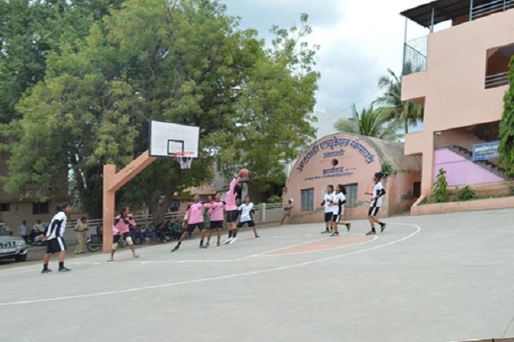 Shrimant Babasaheb Deshmukh Mahavidyalaya-Sports Team