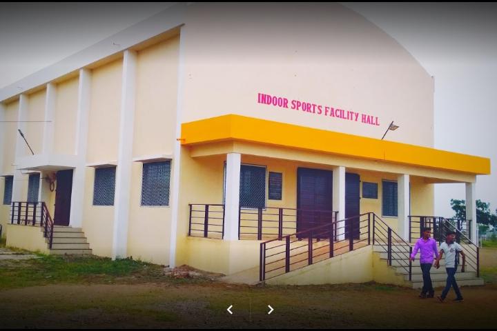 Raje Ramrao Mahavidyalaya - Indoor Game Facility