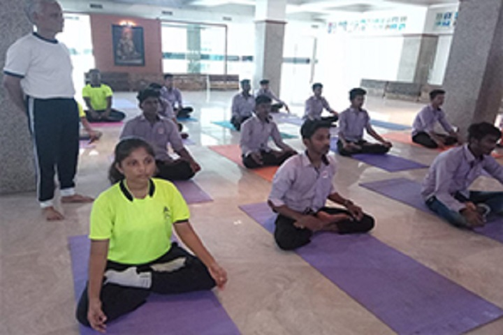 Arathi Shashikiran Shetty Junior College-Yoga