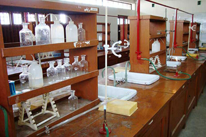 Dnyandeep Vidyamandir and Junior College-Chemistry Lab