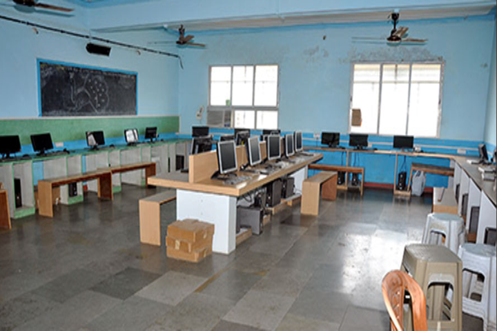 Dnyandeep Vidyamandir and Junior College-IT Lab