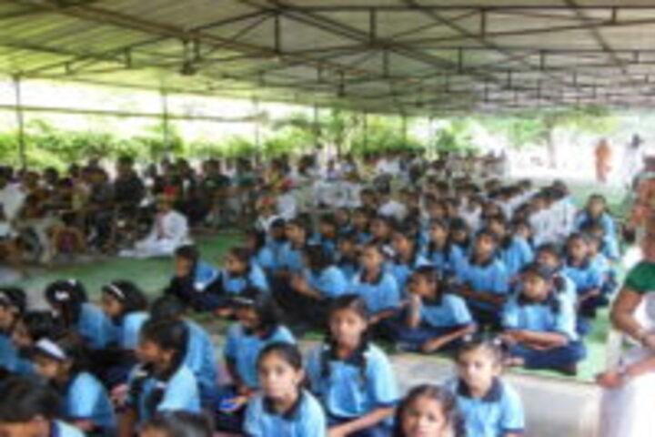 Ramakrishna Sarada Mission Uchha Madhyamik Vidyalaya-Annual Day