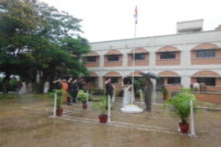 Ramakrishna Sarada Mission Uchha Madhyamik Vidyalaya-Campus View