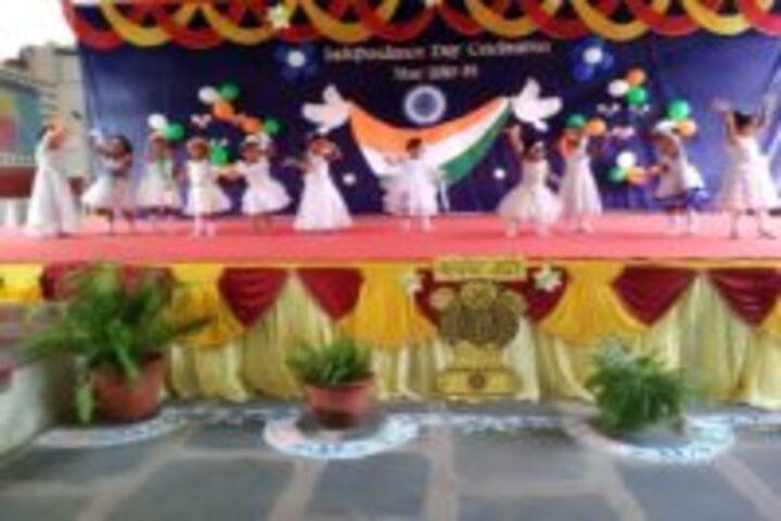Ramakrishna Sarada Mission Uchha Madhyamik Vidyalaya-Independence Day