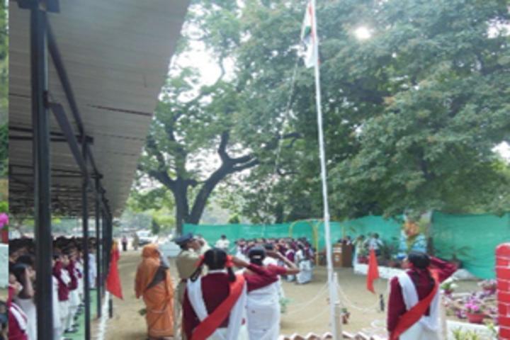Ramakrishna Sarada Mission Uchha Madhyamik Vidyalaya-Republic Day