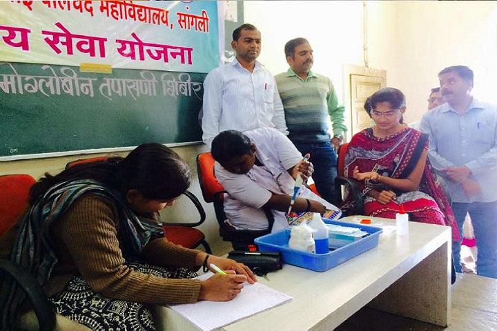 Smt Kasturbai Walchand College-Medical Check Up