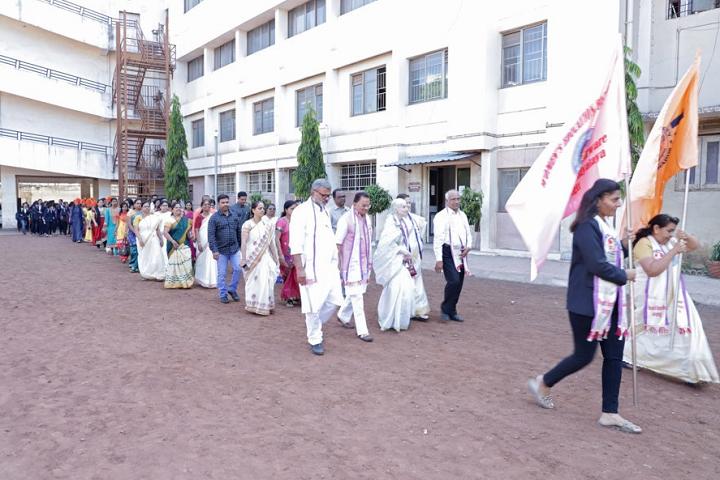 Smt Mathubai Garware Kanya Mahavidyalaya-Rally