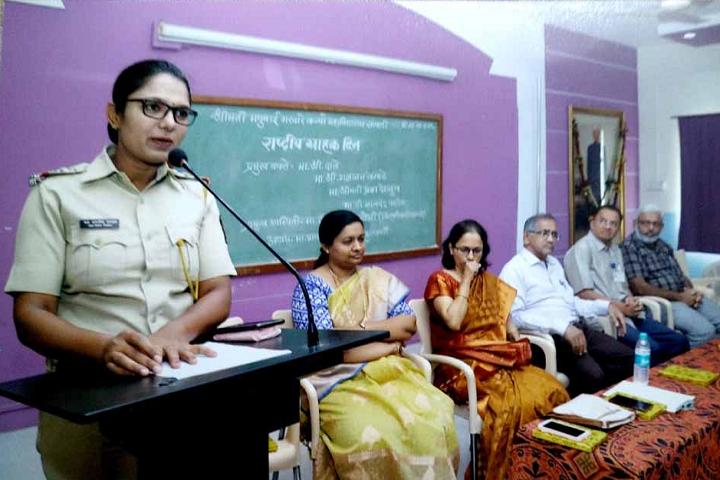 Smt Mathubai Garware Kanya Mahavidyalaya-Seminar