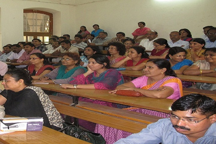 Government Vidarbha Institute of Science and Humanities-Classroom