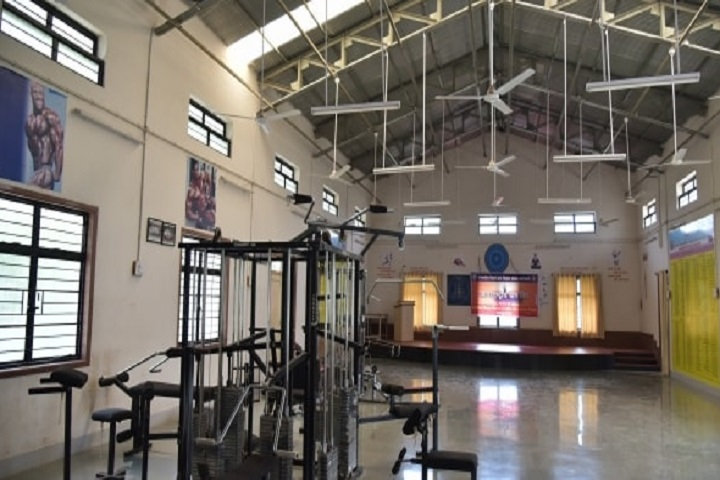 Government Vidarbha Institute of Science and Humanities-Gym