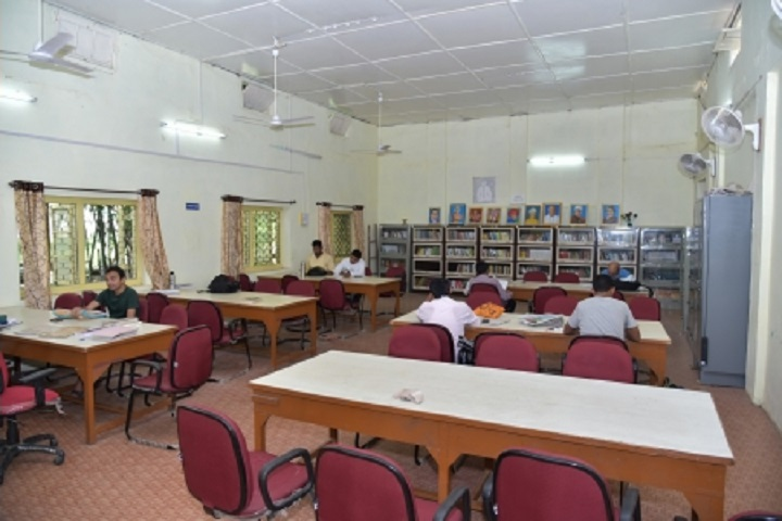 Government Vidarbha Institute of Science and Humanities-Library