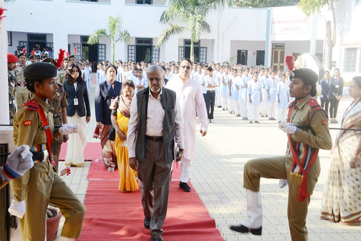 Shri Shivaji Arts and Commerce College-Inviting Guest