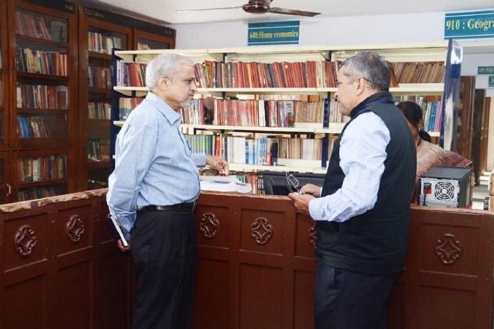Shri Shivaji Arts and Commerce College-Library