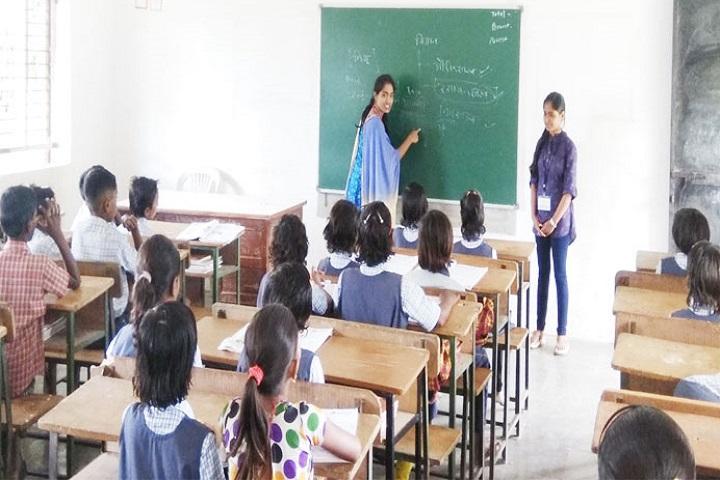 Bharatiya Mahavidyalaya-Classroom