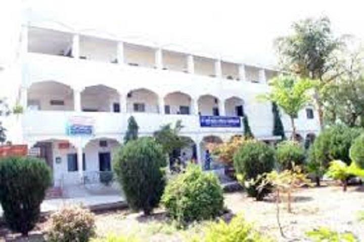 Dr Babasaheb Ambedkar Mahavidyalaya-Campus View