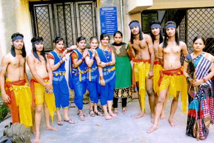 Matoshree Vimalabai Deshmukh Junior College-Cultural Day