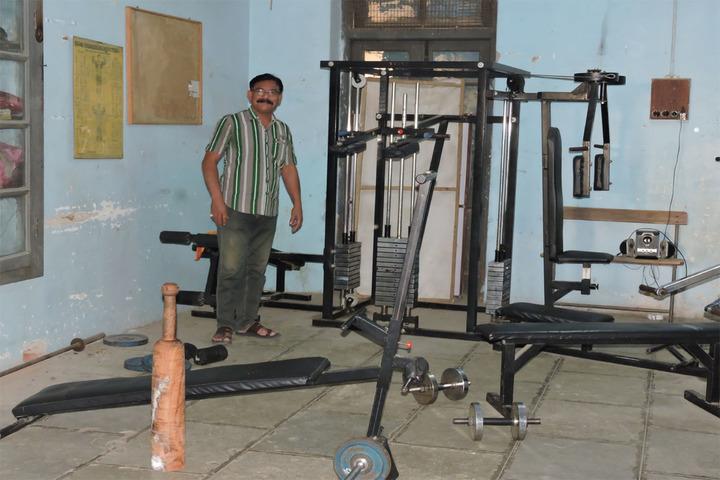 Matoshree Vimalabai Deshmukh Junior College-Gym