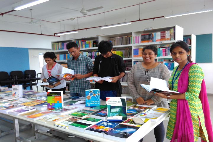 MVM Junior College of Commerce-Book Exhibition