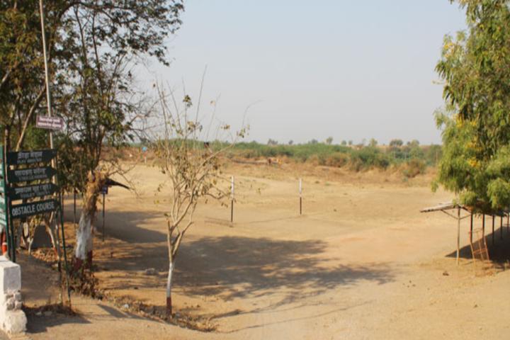 J D Patil Sangludkar Mahavidyalaya-Play Ground