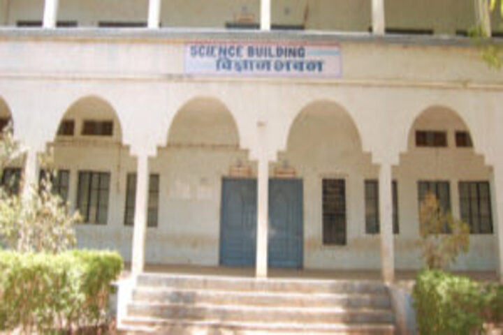 Vidyawardhini Sabhas Arts Commerce and Science Junior College-Campus Entrance
