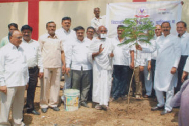 Vidyawardhini Sabhas Arts Commerce and Science Junior College-Tree Plantation